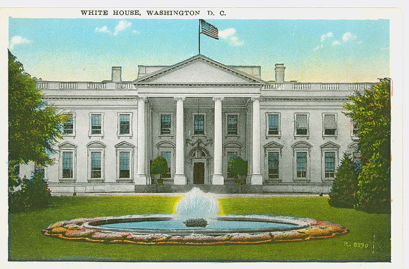 A Portrait of the White House