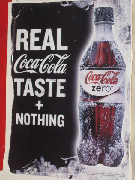 A Coca-Cola Advertisement