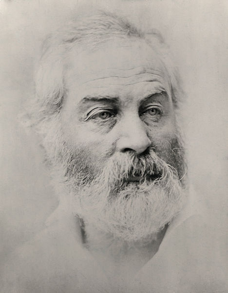 A Portrait of Walt Whitman